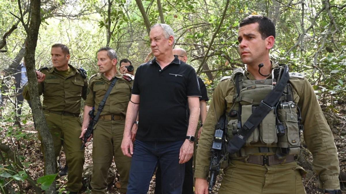 Gantz: amennyiben a Hezbollah megtámadja Izraelt, súlyos következményeket fog maga után vonni | Új Kelet online