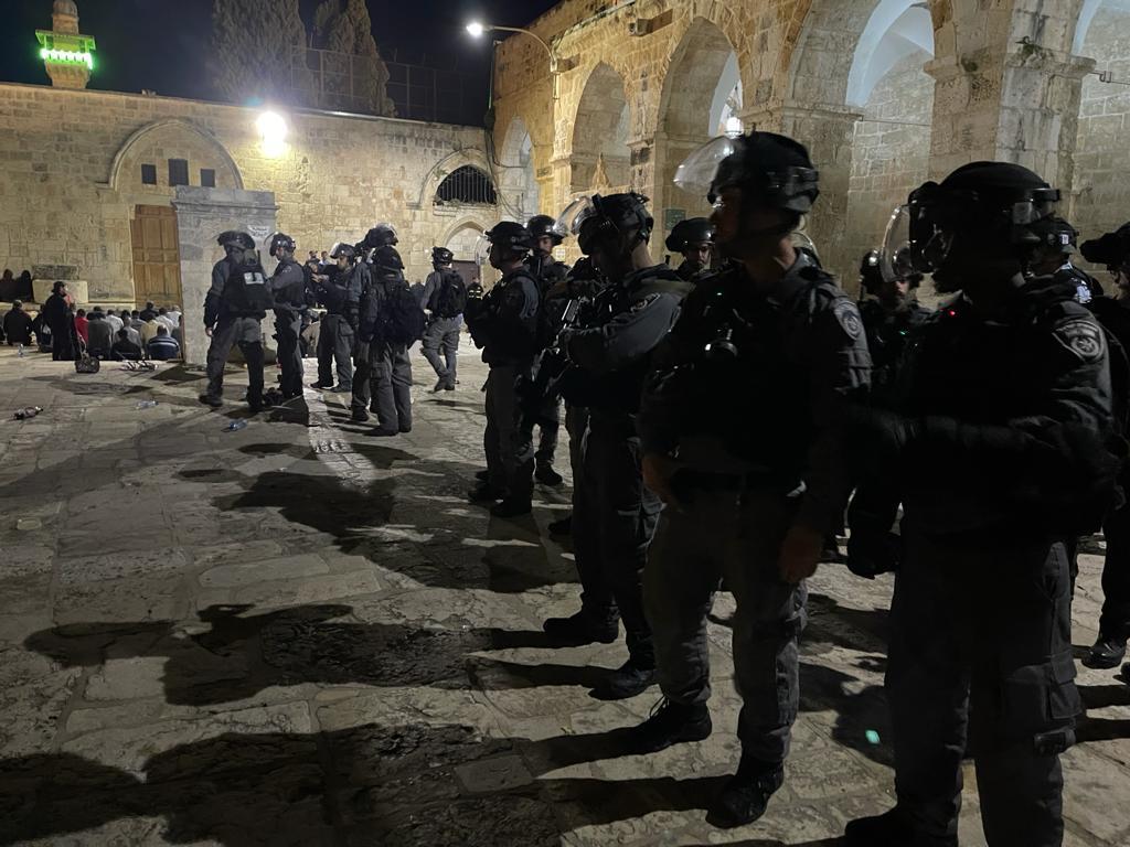 A jeruzsálemi zavargásokat támogató Gázából kilőtt rakétára a hadsereg drón támadással válaszolt | Új Kelet online