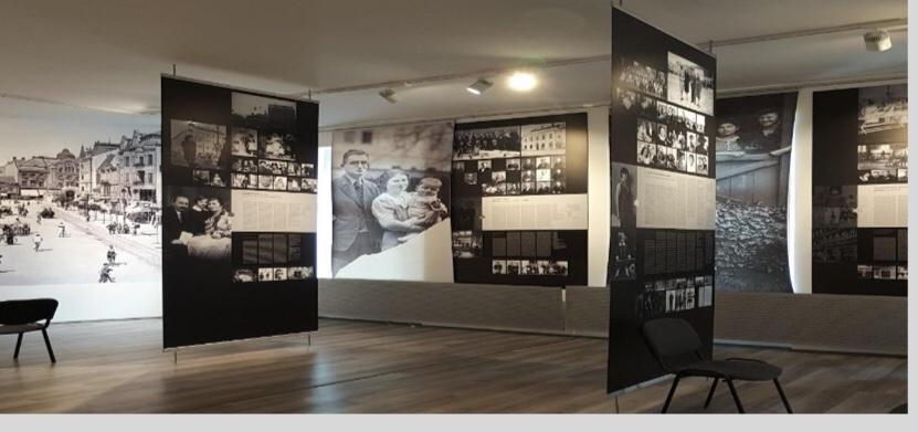 Meghívó: KÉPEK A SZOMBATHELYI ZSIDÓSÁG TÖRTÉNETÉBŐL A VÉSZKORSZAK ELŐTT kiállításra   Új Kelet online