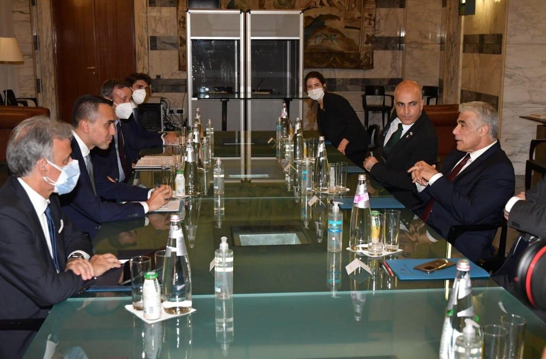 Lapid a római külügyi találkozóról: Jeruzsálemnek komoly fenntartásai vannak az iráni nukleáris megállapodással kapcsolatban   Új Kelet online