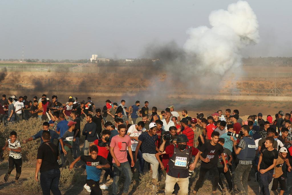 Zavargások a déli határnál, Gantz és Kochavi figyelmeztette a gázaikat | Új Kelet online