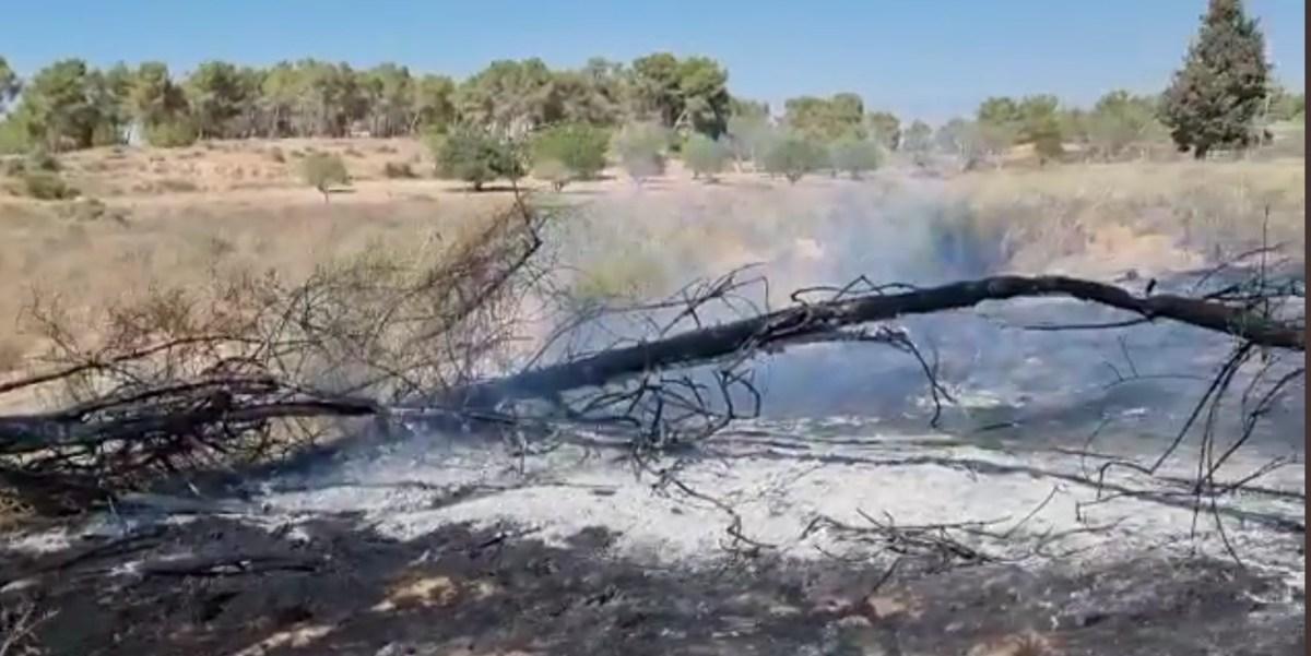 9 tüzet okozott a gázai léggömbterror Izraelben | Új Kelet online