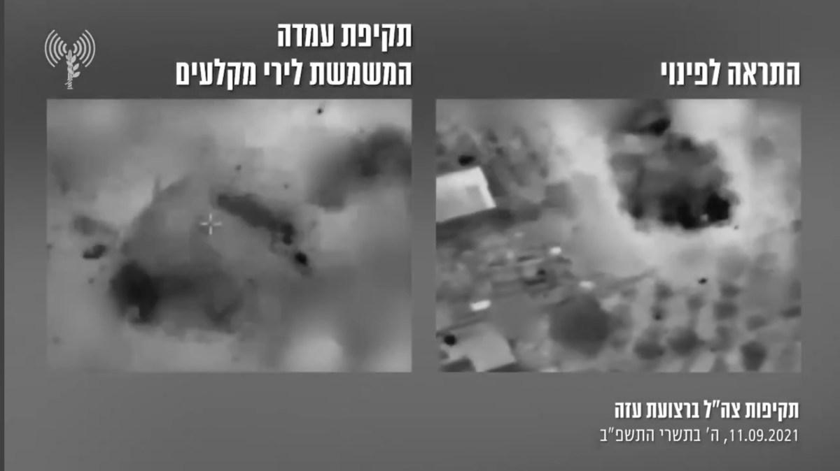 Gázai rakéta aktiválta a Vaskupolát Izrael déli részén, a hadsereg légitámadással válaszolt | Új Kelet online