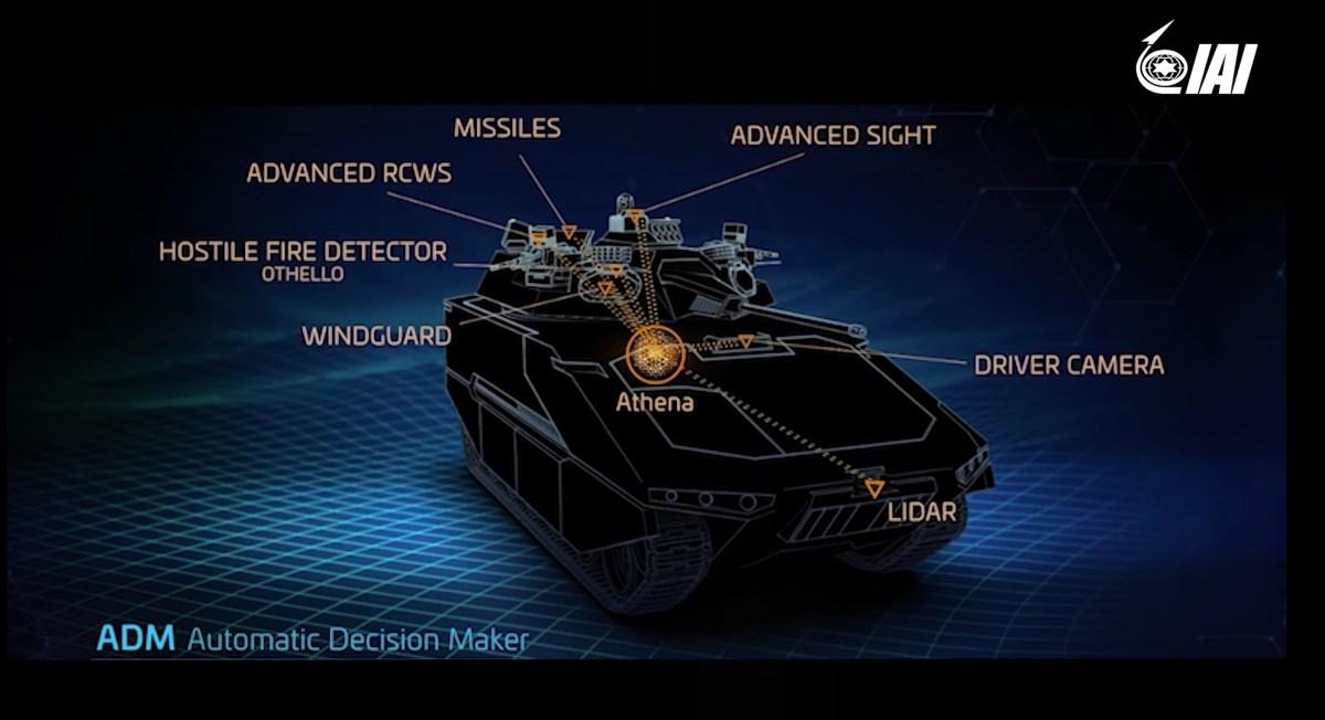 Az IAI nyerte el a Védelmi Minisztérium páncélozott harci járművek fejlesztésére vonatkozó pályázatát | Új Kelet online