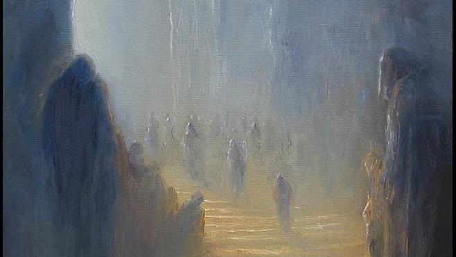 Emericus temetése