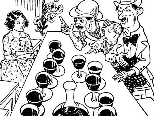 Lewis Carroll: Évike Tündérországban (részlet, Szegi Enikő bevezetőjével)