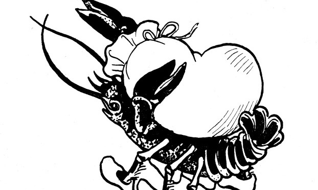 Lewis Carroll: Évike Tündérországban – Tizedik fejezet