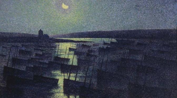 Joszano Akiko: Holdvilágos éjjel