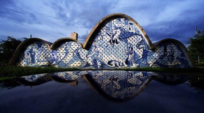 Oscar Niemeyer – Assisi Szent Ferenc templom