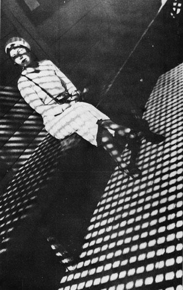 Alexander Rodchenko: Girl with a Leica (1934).