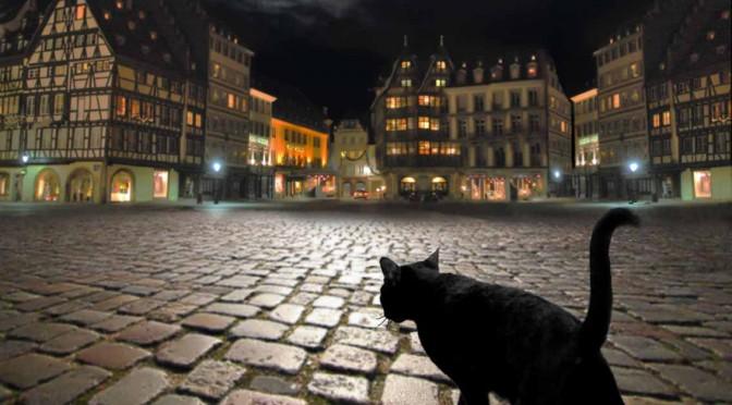 Hagiwara Sakutaro: Macskák városa