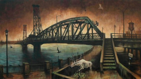 Hawthorne-Bridge-Levinson