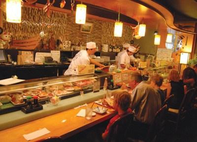【Sushi-Nabe】テネシーで味わう本格的日本食