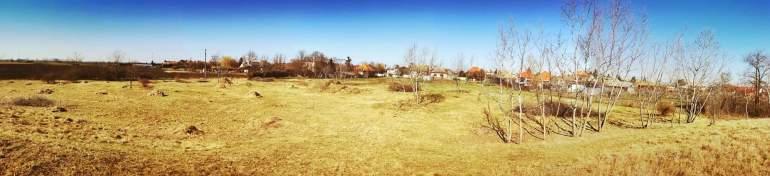 Közösségi tér lesz az egykori szemétlerakat helyén.