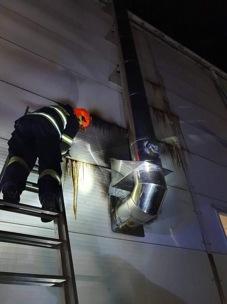 Tűz ütött ki egy dunaszerdahelyi pékségben