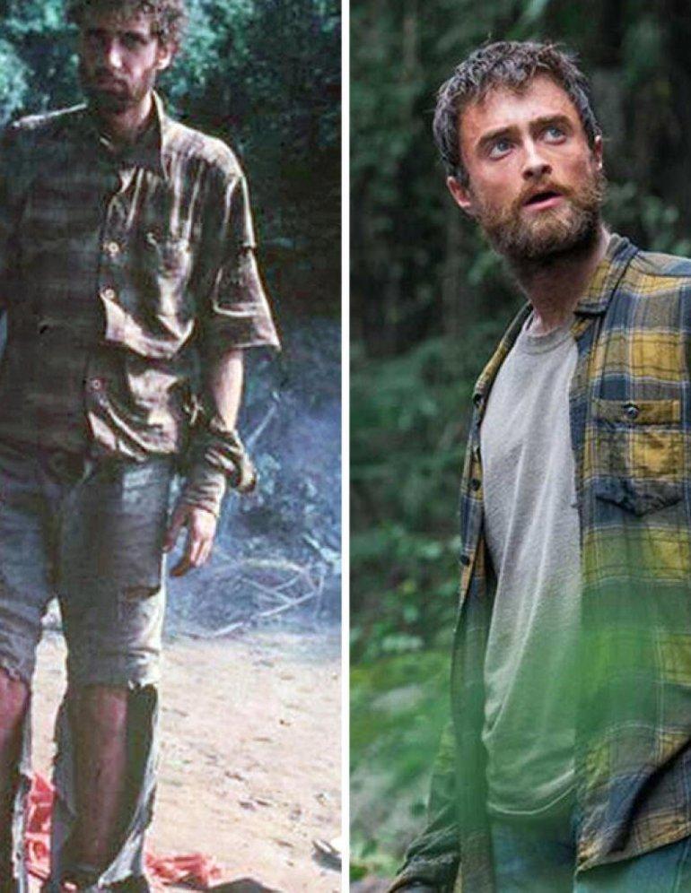 Yossi Ghinsberg életét a Dzsungel című filmben láthattuk. Daniel Radcliffe kiválóan alakította Yossi szerepét, aki az unalom elől menekülve Dél-Amerikába megy, ahol azonban a dzsungelben elveszik.