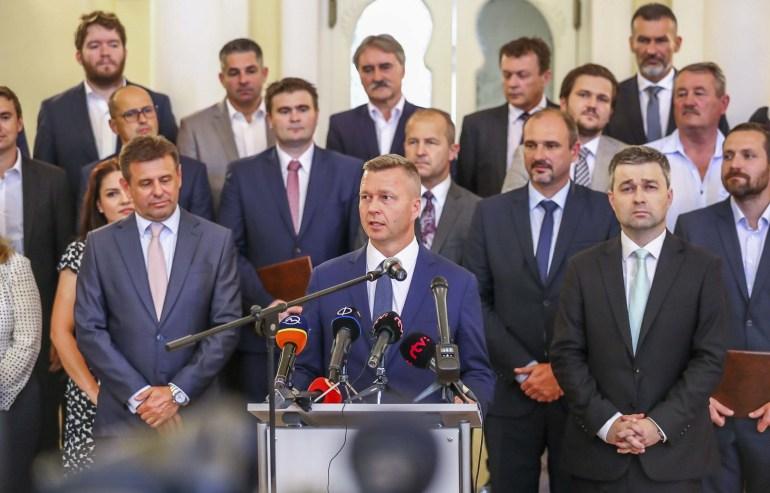 Közös nyilatkozatban erősítette meg összefogási szándékát a három szlovákiai magyar párt