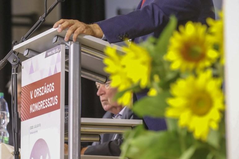 Ma választ új elnököt az MKP