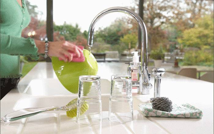 Уход за посудой и кухонными принадлежностями. Как ухаживать за посудой из различных материалов