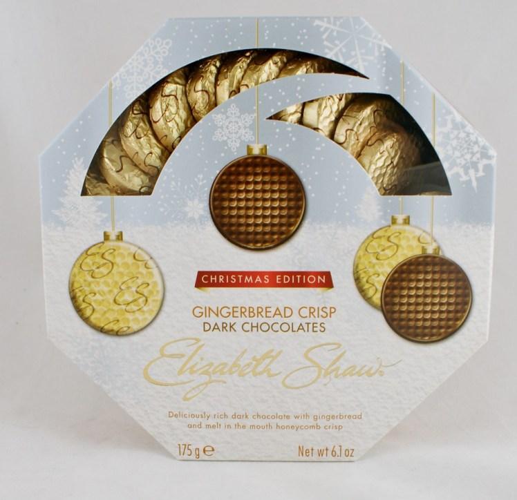 Elizabeth Shaw Gingerbread Crisp.
