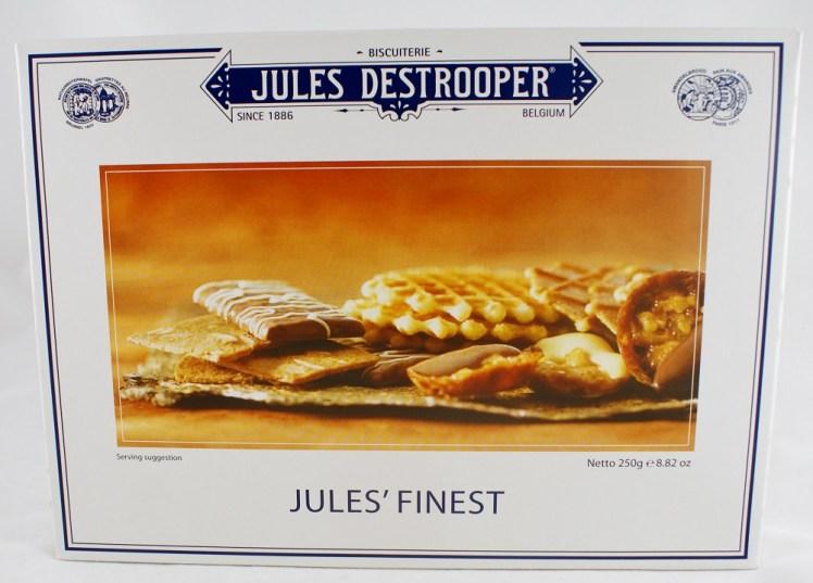 Jules Destrooper Jules Finest Biscuit Selection