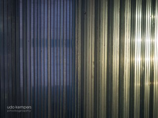 Glasbodenlinien