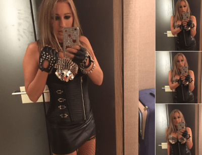 My Torture Garden Fetish Outfit