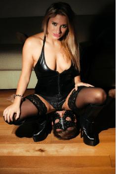 Face Sitting Mistress