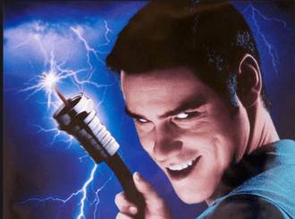 Jim Carrey In Cable Guy