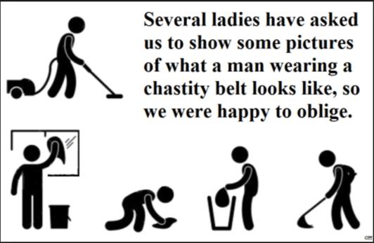 Chastity Meme