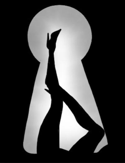 Key Hole and women's legs