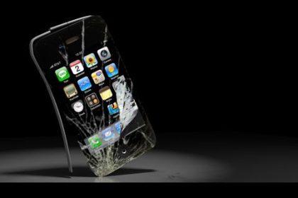 ロンドンでiPhoneを修理する