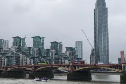 ロンドン生活終了