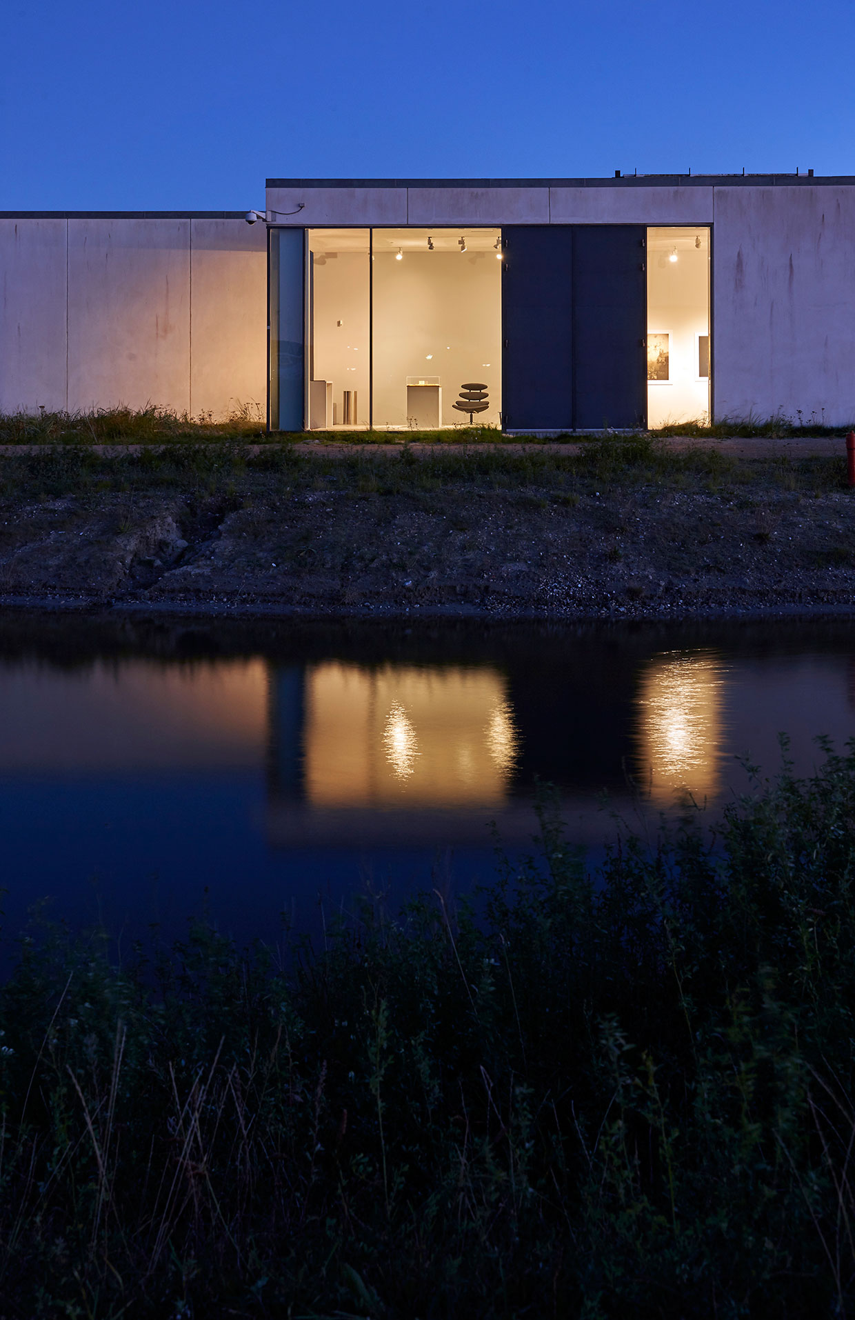 ARKEN Museum of Modern Art. Photo: Torben Petersen