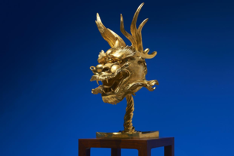 Ai Weiwei, Circle of Animals - Zodiac Heads (detail), 2010. ARKEN Museum of Modern Art, long term loan from the Frahm Collection. Photo: Torben Petersen