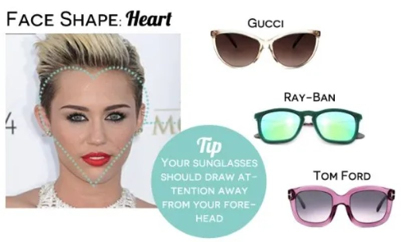 c2219ee504 Sunglasses for Face Shape - Summer