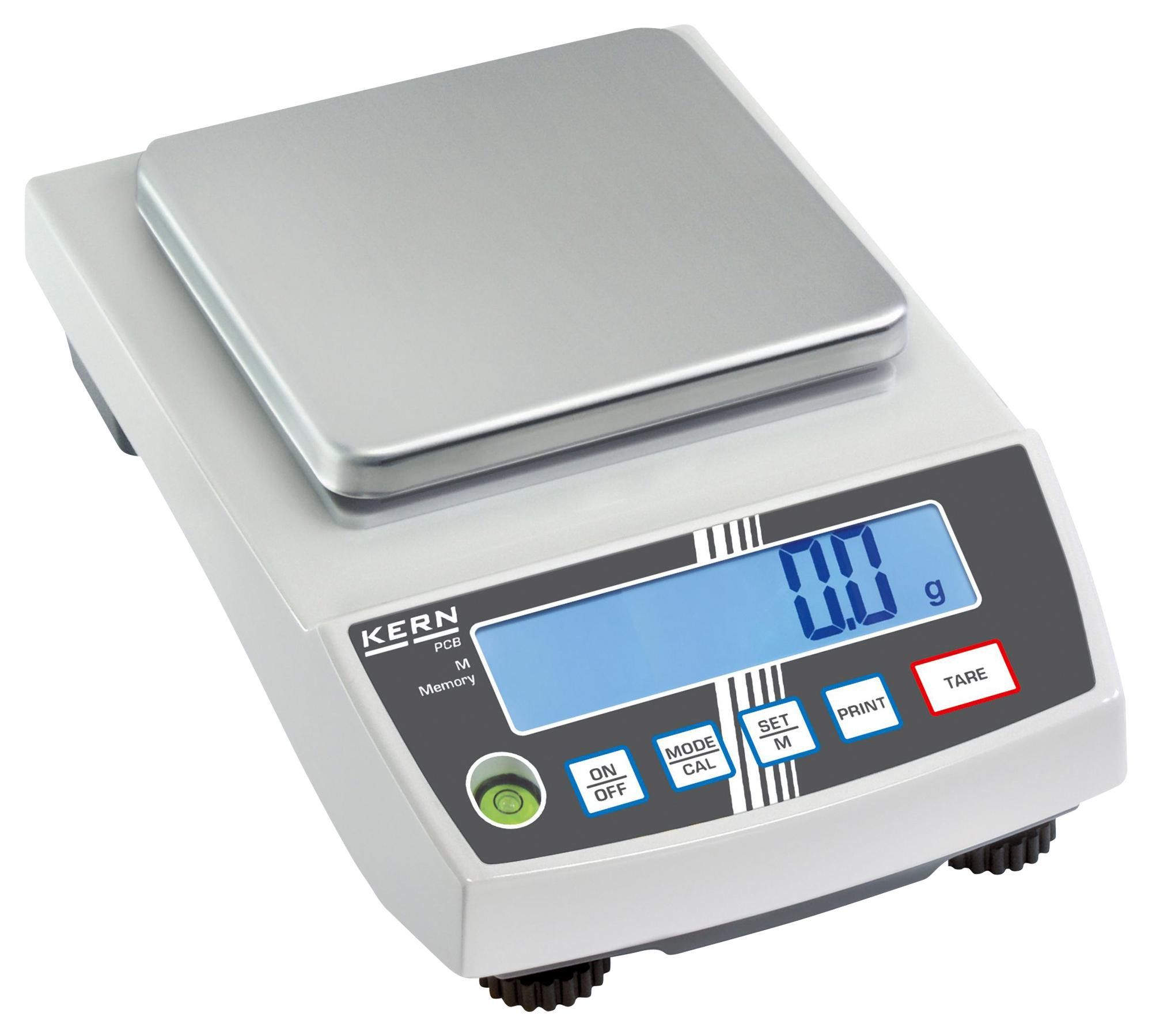 Pcb 2 Kern Weighing Scale Precision Digital