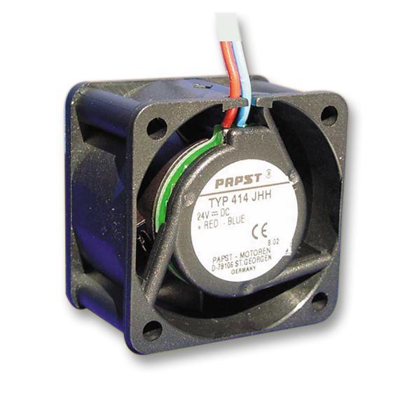 EBM-PAPST 5214N//2HH DC Fans Sensor Signal