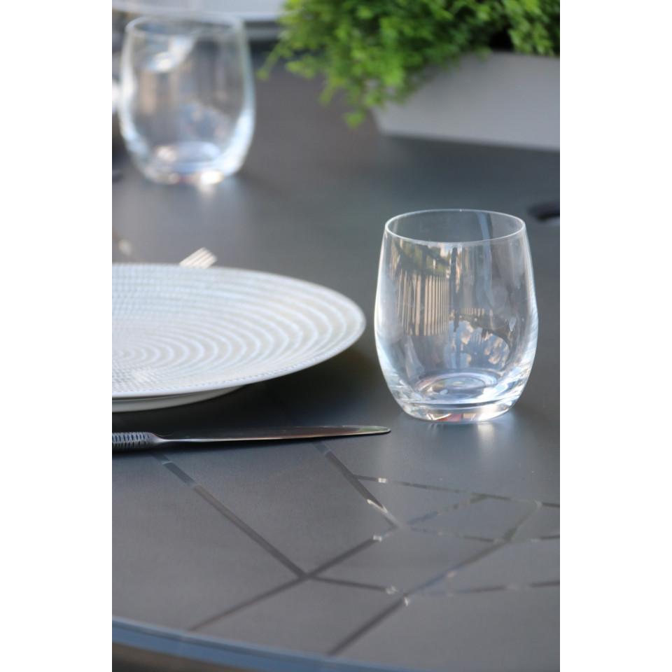 miami 165 x 100 cm garden table