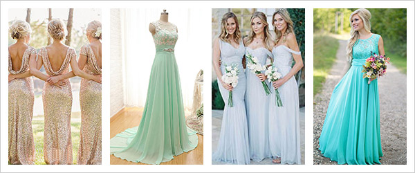 MillyBridal Bridesmaid Dresses