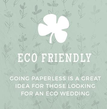 Online Wedding Invitations And Customisable Wedding Website
