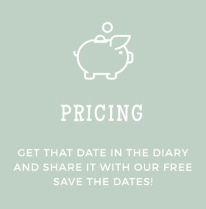 Paperless Wedding - Pricing