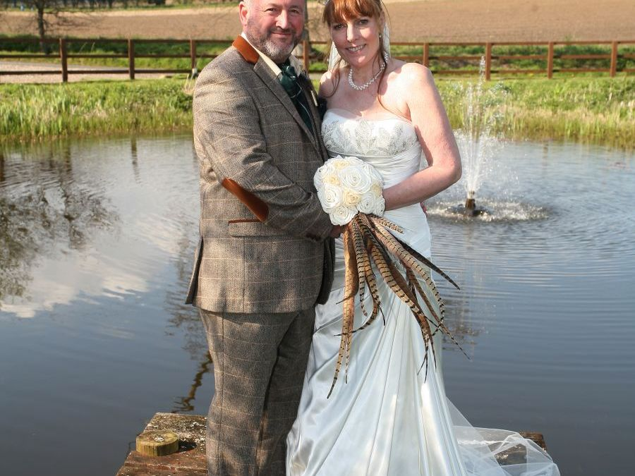 Real Wedding – Dan and Sharon