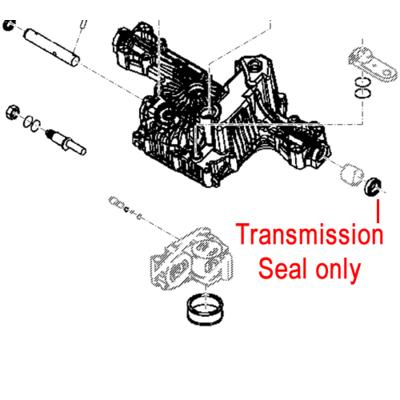 John Deere John Deere Transmission Seal (Pair) M119836