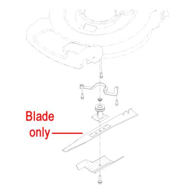 Hayter Toro 20959 Lawnmower Blade 131-4550-03