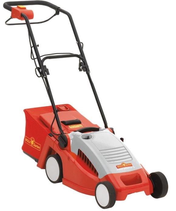 WOLF-Garten Expert 37E Electric Lawn Mower