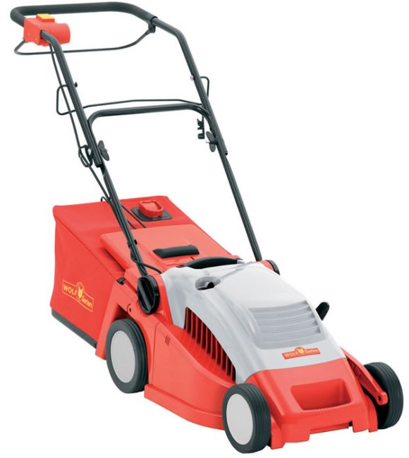 WOLF-Garten Expert 40E Electric Lawn Mower