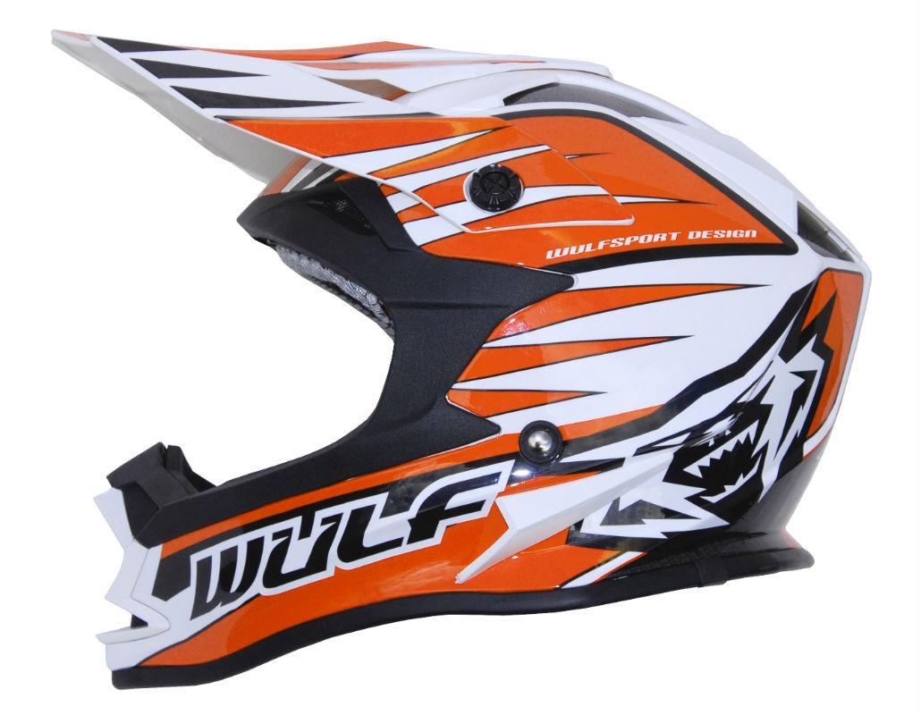 Wulfsport Advance Orange