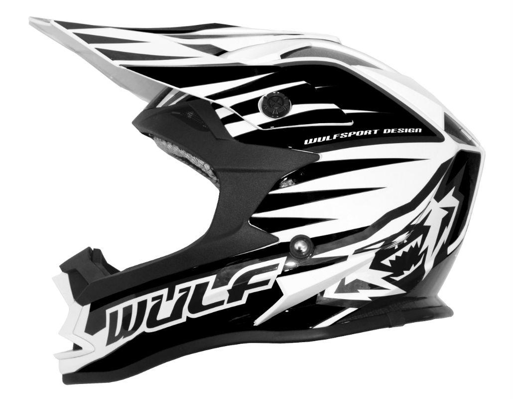Wulfsport Advance Black
