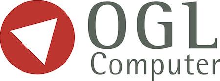 OGL Computer Logo
